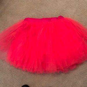 Dresses & Skirts - Custom neon coral tutu 31
